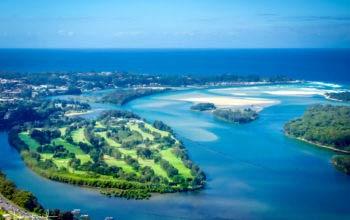 Nambucca Island Golf Course