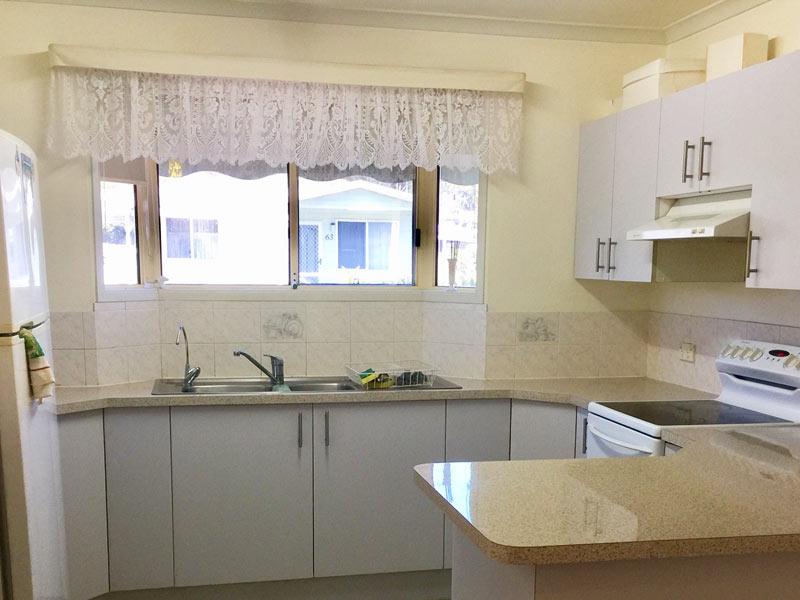 Nambucca Lifestyle Village - Kitchen