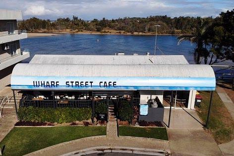Nambucca Wharf Street Cafe
